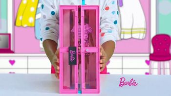 Barbie Dream Closet TV Spot, 'Look at All This Space' - Thumbnail 8