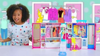 Barbie Dream Closet TV Spot, 'Look at All This Space'