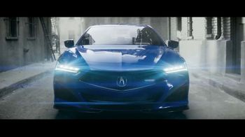 2021 Acura TLX TV Spot, 'Break the Silence' Song by Betty Hutton [T1]