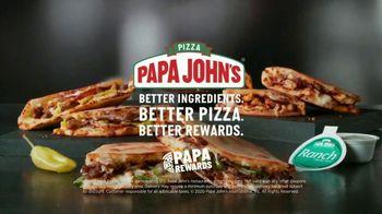 Papa John's Papadias TV Spot, 'Better Than a Sandwich' - Thumbnail 6