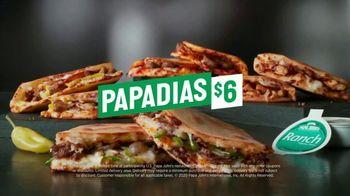Papa John's Papadias TV Spot, 'Better Than a Sandwich' - Thumbnail 5