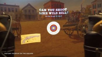 Missouri Division of Tourism TV Spot, 'Play It Safe: Wonders of Wildlife, History Museum' - Thumbnail 6