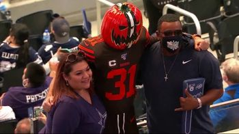 GEICO TV Spot, 'Play of the Day: Jarvis Landry' - 3 commercial airings