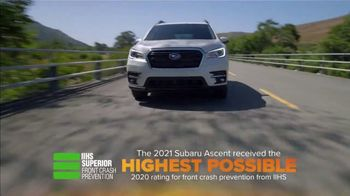 2021 Subaru Ascent TV Spot, 'Fall in Love: Ascent' Song by Flights and Arrows [T2]