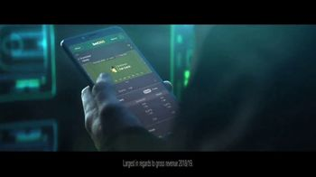 Bet365 TV Spot, 'In-Play Betting' Featuring Aaron Paul - Thumbnail 9