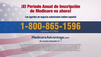 MedicareAdvantage.com TV Spot, 'Muchos planes' con Fernando Allende [Spanish] - Thumbnail 7