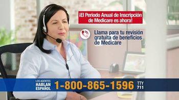 MedicareAdvantage.com TV Spot, 'Muchos planes' con Fernando Allende [Spanish] - Thumbnail 2