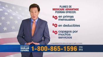 MedicareAdvantage.com TV Spot, 'Muchos planes' con Fernando Allende [Spanish] - Thumbnail 3