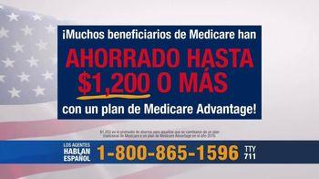 MedicareAdvantage.com TV Spot, 'Muchos planes' con Fernando Allende [Spanish] - Thumbnail 4