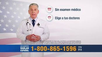 MedicareAdvantage.com TV Spot, 'Muchos planes' con Fernando Allende [Spanish] - Thumbnail 5