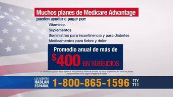 MedicareAdvantage.com TV Spot, 'Muchos planes' con Fernando Allende [Spanish] - Thumbnail 6