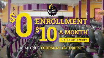 Planet Fitness TV Spot, 'No Enrollment Fee' - Thumbnail 1