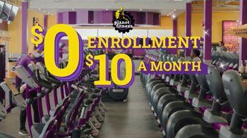 Planet Fitness TV Spot, 'No Enrollment Fee' - Thumbnail 5