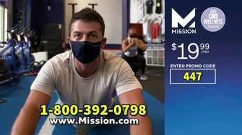 Mission Cooling Sports Masks TV Spot, 'Breathable' - Thumbnail 10
