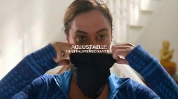 Mission Cooling Sports Masks TV Spot, 'Breathable' - Thumbnail 2