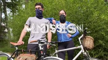 Mission Cooling Sports Masks TV Spot, 'Breathable'