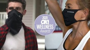 Mission Cooling Sports Masks TV Spot, 'Breathable' - Thumbnail 4