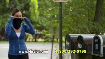 Mission Cooling Sports Masks TV Spot, 'Breathable' - Thumbnail 7
