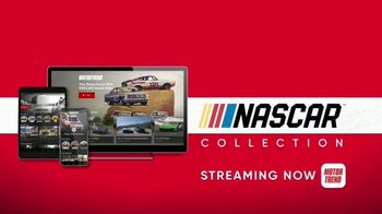 Motor Trend OnDemand TV Spot, 'NASCAR Collection' - Thumbnail 9