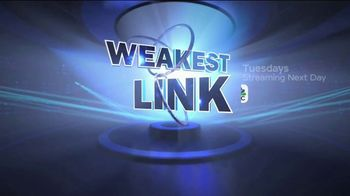 Consumer Cellular TV Spot, 'The Weakest Link: Trivia' Featuring Jane Lynch - Thumbnail 9