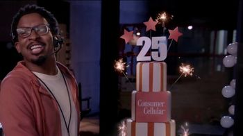 Consumer Cellular TV Spot, 'The Weakest Link: Trivia' Featuring Jane Lynch - 2 commercial airings