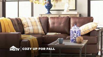 Wayfair TV Spot, 'HGTV: Cozy up for Fall' - Thumbnail 1