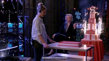 Consumer Cellular TV Spot, 'The Weakest Link: Cake' Featuring Jane Lynch - Thumbnail 7