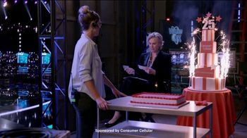Consumer Cellular TV Spot, 'The Weakest Link: Cake' Featuring Jane Lynch - Thumbnail 8