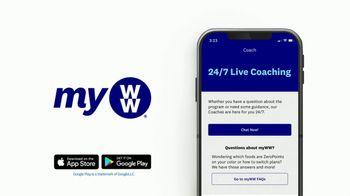 WW App TV Spot, 'Easier: Join Free: Three Months Free: Amazon Halo Band' - Thumbnail 8