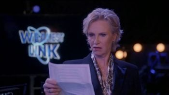 Consumer Cellular TV Spot, 'The Weakest Link: Fine Print' Featuring Jane Lynch - Thumbnail 1
