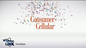 Consumer Cellular TV Spot, 'The Weakest Link: Fine Print' Featuring Jane Lynch - Thumbnail 10