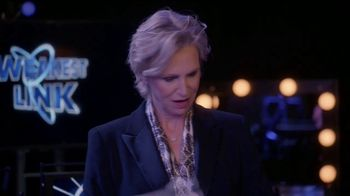 Consumer Cellular TV Spot, 'The Weakest Link: Fine Print' Featuring Jane Lynch
