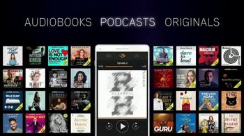 Audible TV Spot, 'All in One Place' Featuring Kevin Hart, Malcolm Gladwell - Thumbnail 10