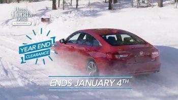 Happy Honda Days Sales Event TV Spot, 'Bright Opportunity' [T2]