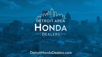Happy Honda Days Sales Event TV Spot, 'Bright Opportunity' [T2] - Thumbnail 8