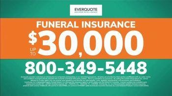EverQuote Advisor Intelligence TV Spot, 'Final Expenses' - Thumbnail 8