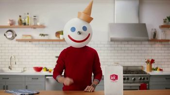 Jack in the Box Breakfast Bowls TV Spot, 'Flavor Explosions' - Thumbnail 7
