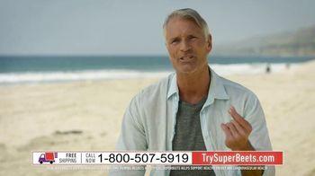 SuperBeets TV Spot, 'Superfood Blood Pressure Energy Support V5' Featuring Dr. Micahel Lardon, Hunter Kemper