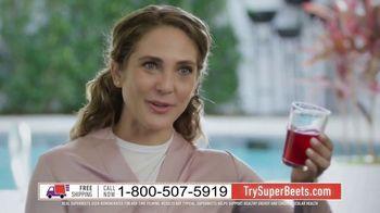 SuperBeets TV Spot, 'Superfood Blood Pressure Energy Support V5' Featuring Dr. Micahel Lardon, Hunter Kemper - Thumbnail 1