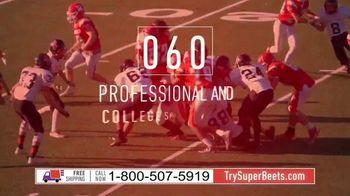 SuperBeets TV Spot, 'Superfood Blood Pressure Energy Support V5' Featuring Dr. Micahel Lardon, Hunter Kemper - Thumbnail 4