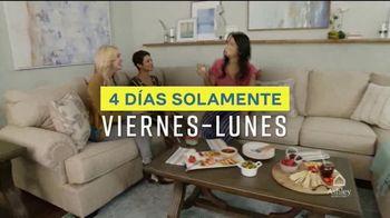 Ashley HomeStore Venta de Fin de Semana TV Spot, 'Enormes ahorros: cuatro años sin interés' [Spanish] - Thumbnail 6