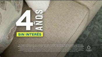 Ashley HomeStore Venta de Fin de Semana TV Spot, 'Enormes ahorros: cuatro años sin interés' [Spanish] - Thumbnail 4