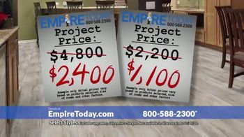 Empire Today 50-50-50 Sale TV Spot, 'Get Big Savings on Beautiful New Floors' - Thumbnail 5