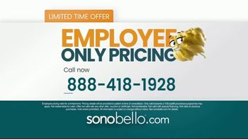Sono Bello Employee Only Pricing TV Spot, 'Is Your Fat Following You?' - Thumbnail 10
