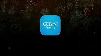 CBN Family App Holiday TV Spot, 'Home for Christmas'