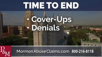 Pintas & Mullins Law Firm TV Spot, 'Mormon Church Victims' - Thumbnail 3
