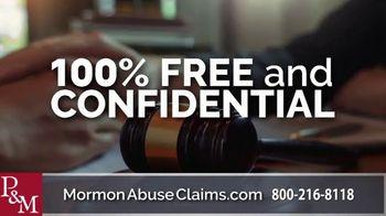 Pintas & Mullins Law Firm TV Spot, 'Mormon Church Victims' - Thumbnail 7