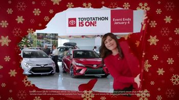 Toyota Toyotathon TV Spot, 'Wrapped Up' [T1] - Thumbnail 2