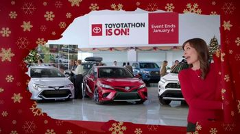 Toyota Toyotathon TV Spot, 'Wrapped Up' [T1] - Thumbnail 5