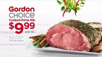 Gordon Food Service Store TV Spot, 'Holidays: Prime Rib, Bacon and Eggs'